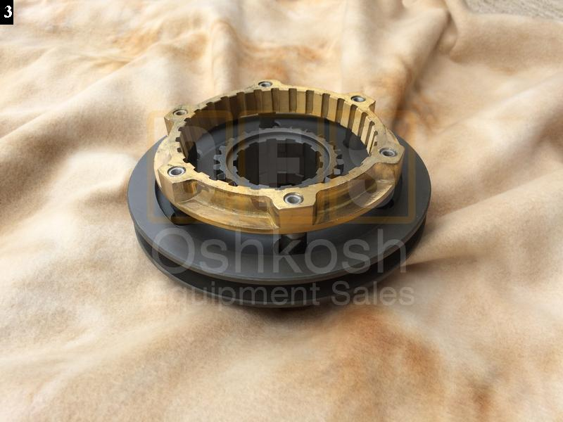 Transmission Synchronizer, 4th and 5th Gear - New Replacement