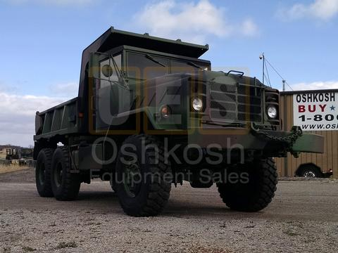 M930A2 5-Ton 6x6 Dump Truck with Winch and CTIS (D-300-88)