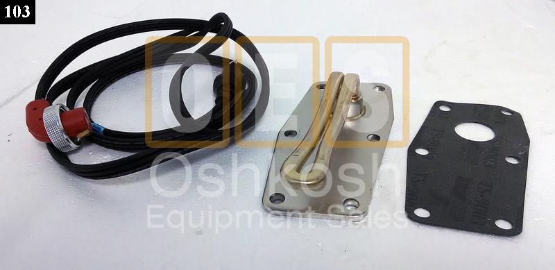 Coolant Block Heater for 250 Cummins - New Replacement