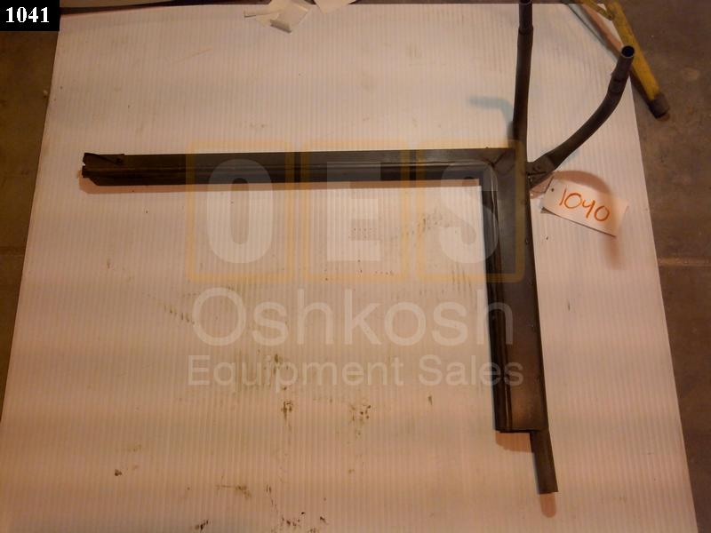 Soft Top Rail Assembly Right Side - Used Serviceable