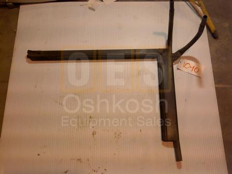 Soft Top Rail Assembly Right Side