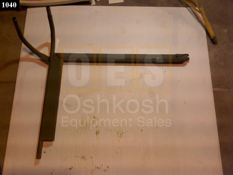 Soft Top Rail Assembly Left Side - Used Serviceable