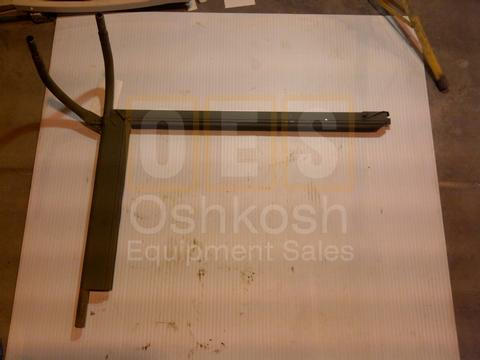 Soft Top Rail Assembly Left Side