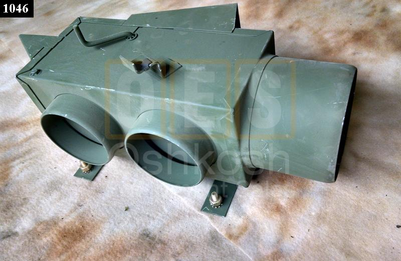 Air Diverter Assembly From Winterization kit - New Replacement