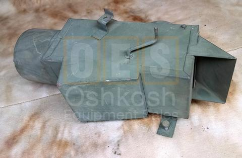Air Diverter Assembly From Winterization kit