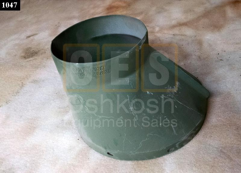 Heater Adapter - Used Serviceable