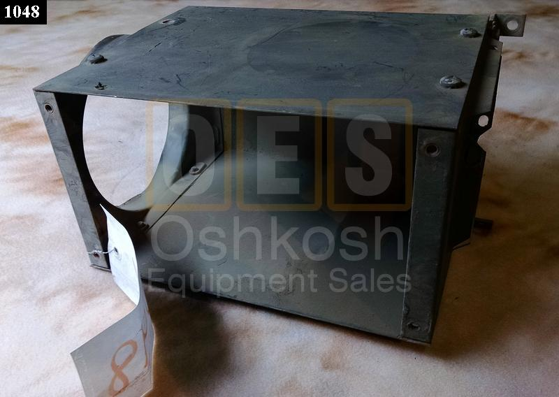 Heater Case - Used Serviceable