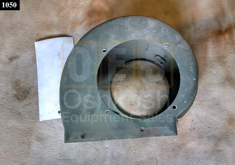 Heater Blower Housing - Used Serviceable