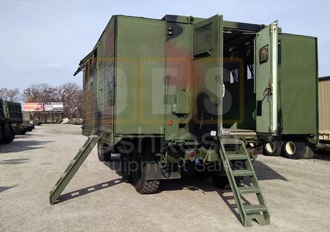 M820 Expansible Van Military 5 Ton Truck (C-200-48)