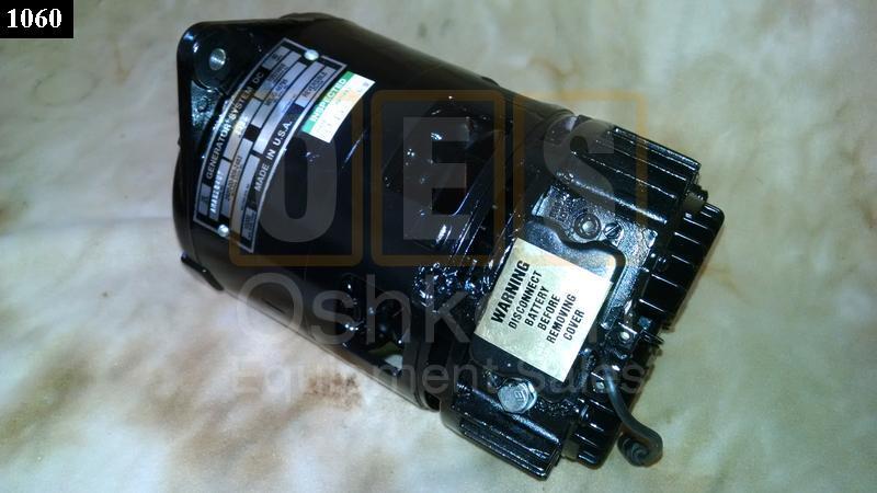 60 AMP 24V Alternator - New Replacement