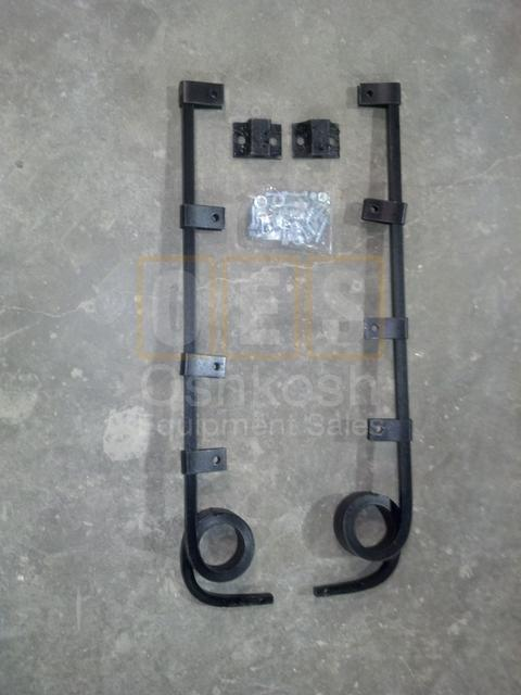 Mud Flaps/Splash guard Mounting Bracket Kit