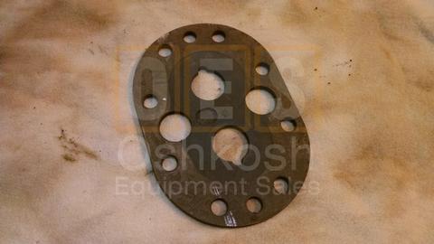 Dump Hoist Hydraulic Pump Wear Plate