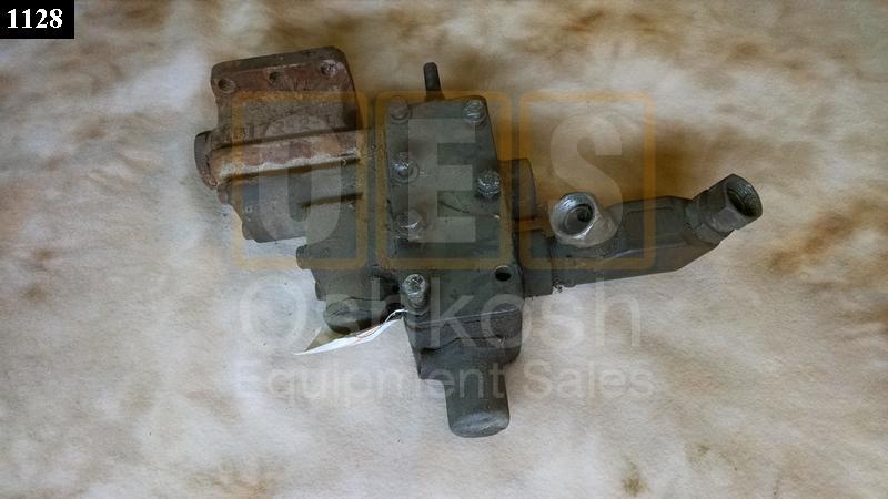 Dump Hydraulic Valve Hoist Control - Oshkosh Equipment