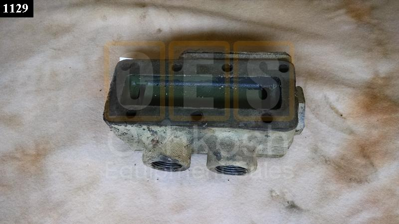 Dump Hoist Control Valve (Body Only) - Used Serviceable