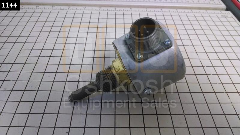 Coolant Temperature Safety Switch - New Replacement