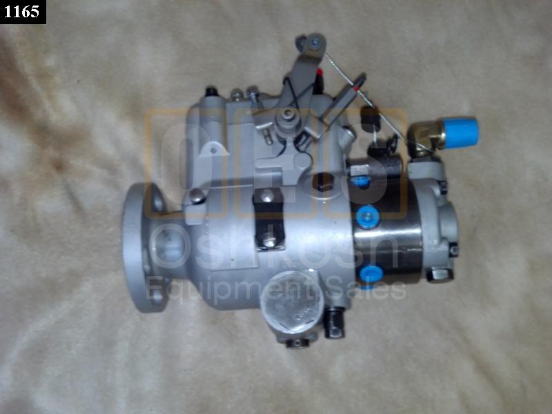 Stanadyne Roosa Master Fuel Injection Pump Re Built Oshkosh