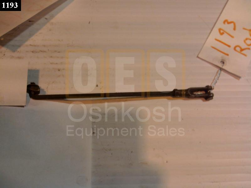 Linkage Rod for Power Divider Air Governor Valve - Used Serviceable