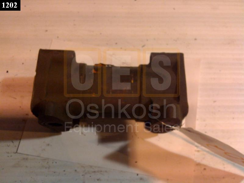 Oil Cooler for 60kW Generator - Used Serviceable