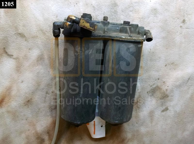 Fuel Filter assembly For Multifuel Engine - Used Serviceable
