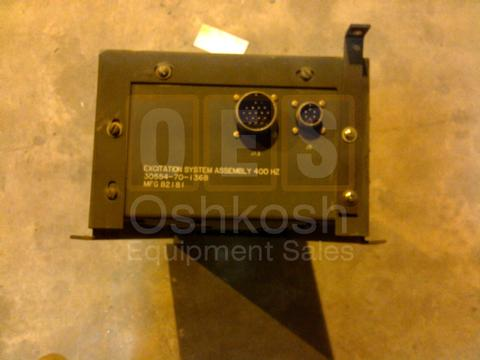 VOLTAGE REGULATOR / STATIC EXCITER 60KW (High Cycle)