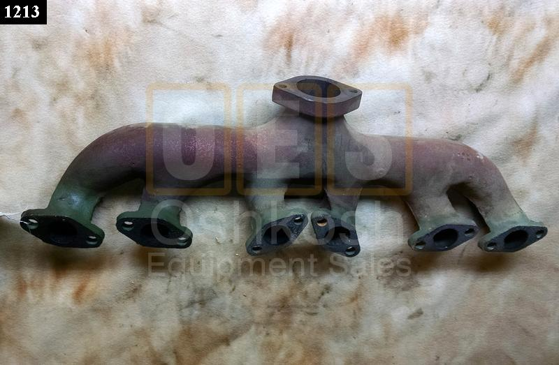 Exhaust Manifold for 30kW - Used Serviceable