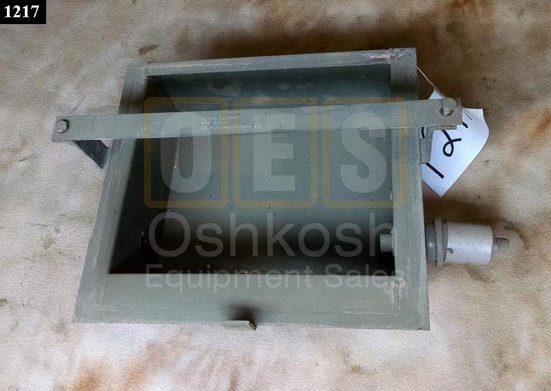 Air Cleaner Housing for 30kW - Used Serviceable