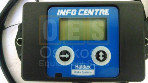 ABS Diagnostic Tester Status Indicator (Trouble Shooting Tool)