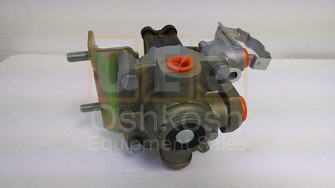 ABS Brake Forward Rear Axle Relay Valve W / Bracket