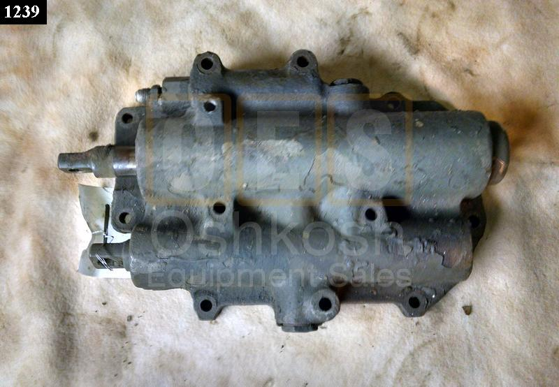 Transmission Control Valve - Used Serviceable