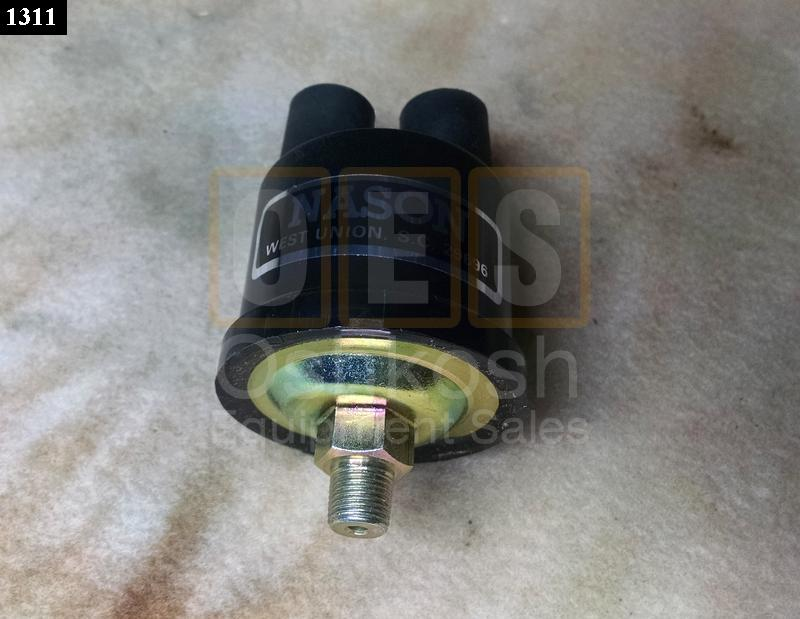 Fuel Pressure Safety Switch Ether lock-out - NOS