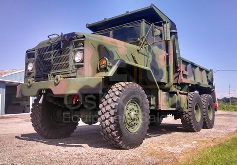 M929A1 5 Ton 6x6 Military Dump Truck (D-300-84)
