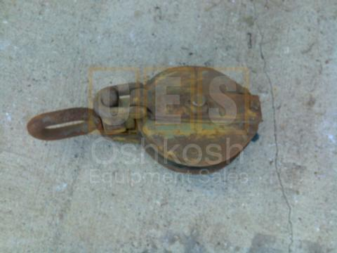 Cable Pulley Snatch Block