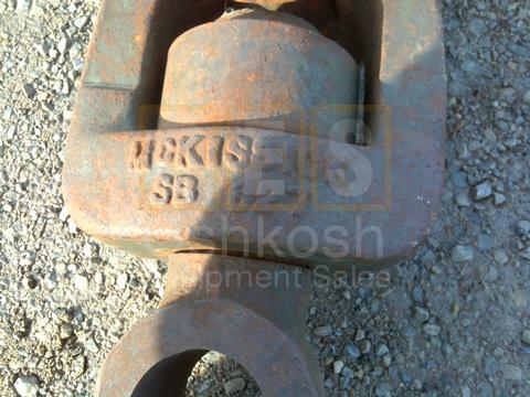 60 Ton Cable Pulley Snatch Block (1