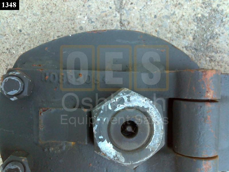 Dual Cable Pulley Snatch Block - Used Serviceable
