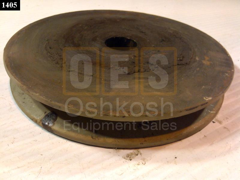 Wrecker Boom Cable Pulley - Used Serviceable