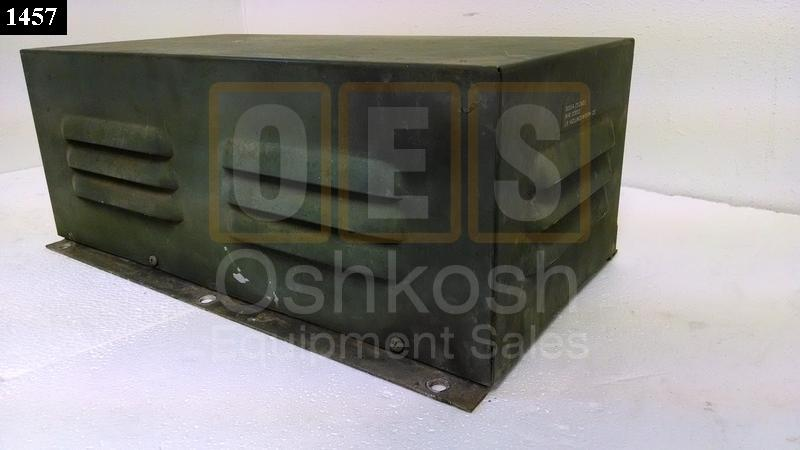 Voltage Regulator / Static Exciter 15/30kW (High Cycle) - Used Serviceable
