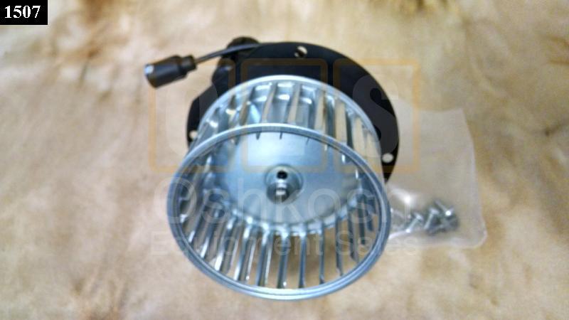 Heater Blower Fan Motor 24v Oshkosh Equipment