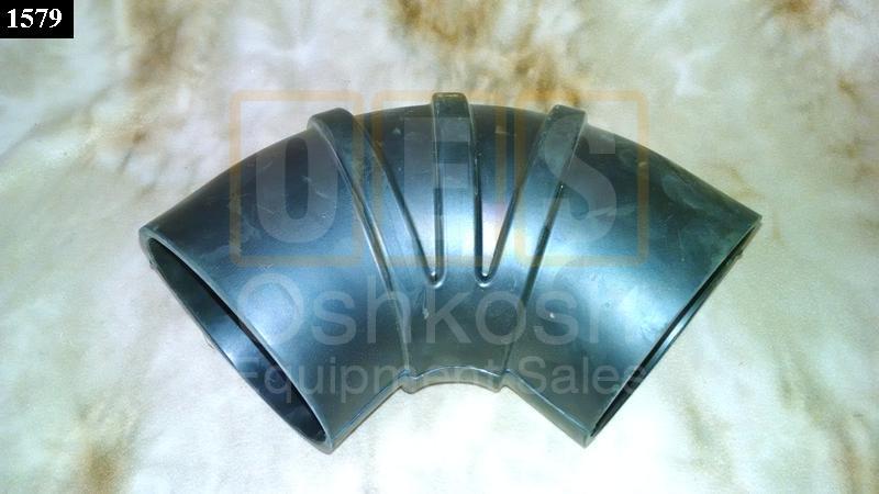 Air Intake 90 Degree Elbow Coupler Hose 5.5