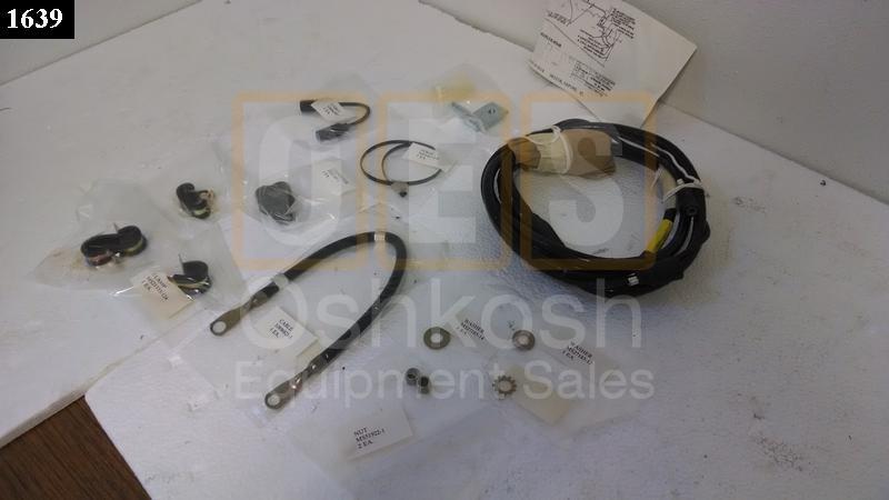 Generator to Alternator Conversion Kit - NOS