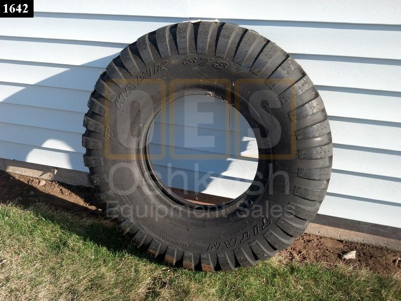 11.00 x 20 Non Directional Military Tire (QB) - NOS