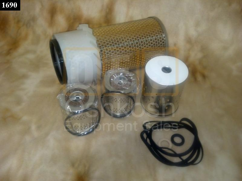 FILTER KIT FOR 5KW AND 10KW DIESEL GENERATOR - New Replacement