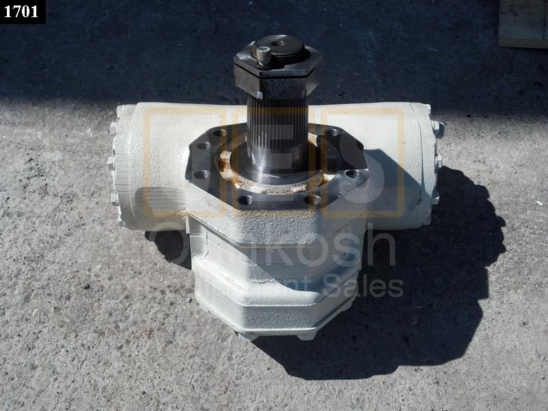 Power Steering Slave Gearbox - NOS
