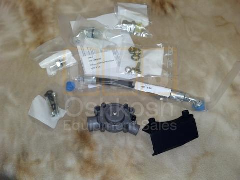 CTIS Wheel Valve Kit, Rear Wheel (90PSI)