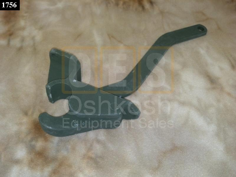 Dump Truck Tailgate Hardware : Dump truck tailgate latch oshkosh equipment