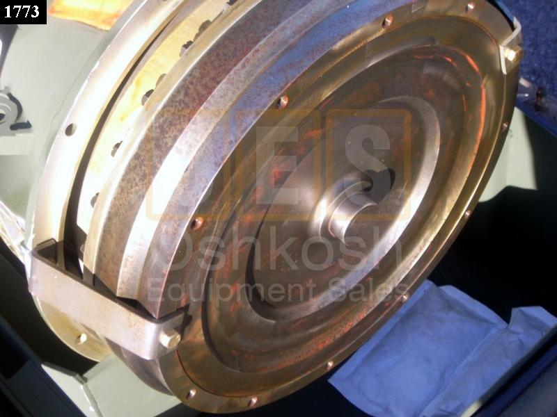 Transmission Assembly (QB) - Rebuilt/Reconditioned