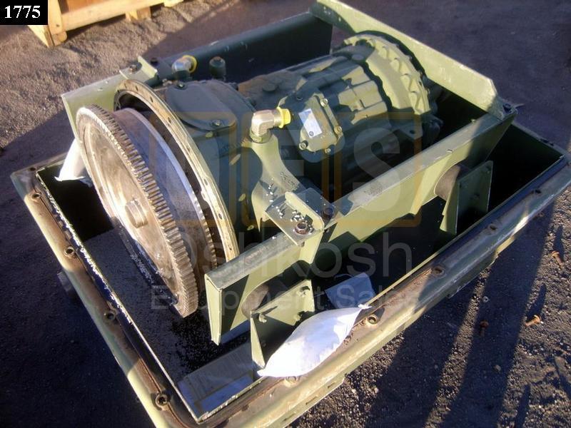 HEMTT Transmission Assembly Allison HT740D - Rebuilt/Reconditioned