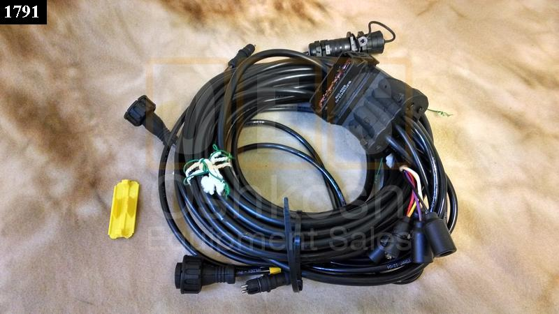 ABS Brake Wiring Harness with Dash Light Kit - New Replacement