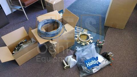 ABS Brake Parts Kit