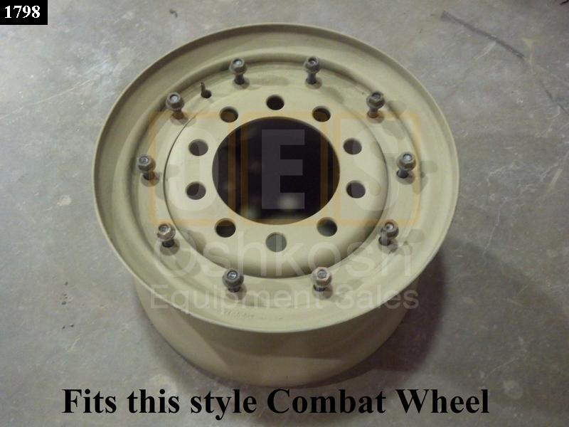 Combat Wheel O-Ring (5/16 IN.) - New Replacement