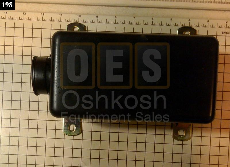 Protective Relay Control Box - Used Serviceable